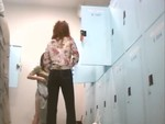 Older Japanese locker room compilation focused on the lovely bodies of younger unlucky ladies.